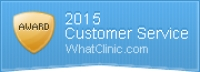 What Clinic 2015 Award